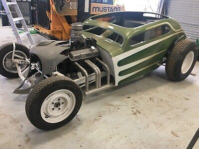 Unfinished HOT ROD / STREET ROD project FORD 1923 T Bucket
