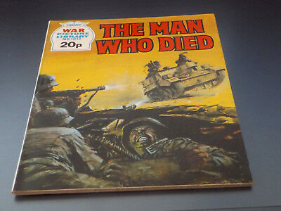 WAR PICTURE LIBRARY NO 1812!,dated 1980!,V GOOD for age,great 38!YEAR OLD issue.