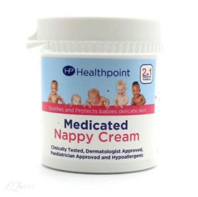 Healthpoint Medicated Nappy Cream 100g Tub