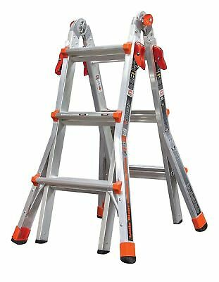 Little Giant Ladder Velocity Model 13 Multi Use Ladder Type 1a Lightweight - New
