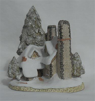Vintage 1984 David Winter Snow House Miniature House