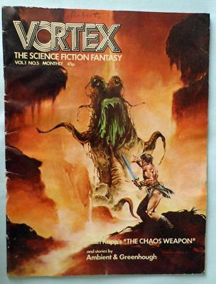 Vortex - Science Fiction Fantasy - Volume 1 - No 5