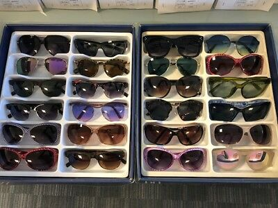 Job Lot 24 pairs of assorted sunglasses - Car Boot - Resale - Wholesale - REF177