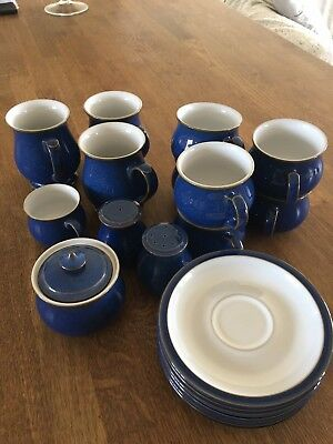 Denby Imperial Blue Items