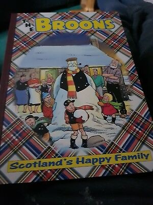 The Broons Book 2002 X VERY GOOD CONDITION X 1045 X