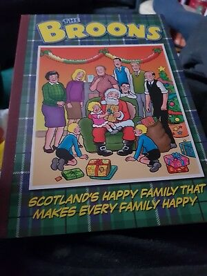 The Broons Book 2006 X  VERY GOOD CONDITION X 1048 X