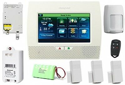 Honeywell Lynx Touch L7000 GSM Security Alarm Package With 3GL Cellular