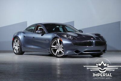 2012 Fisker Karma 4dr Sdn EcoSport 2012 Fisker Karma with only 11,300 Miles