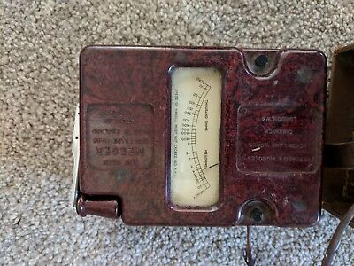 Megger Insulation Resistance Test Equipment RARE COLLECTABLE