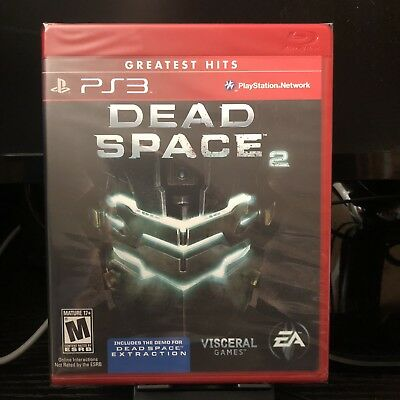 Sony PlayStation 3 PS3 | Dead Space 2 | Brand New - SEALED