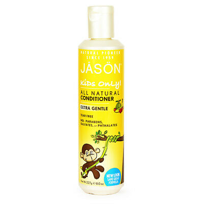 Kids Only! All Natural Conditioner (Jason) 227g