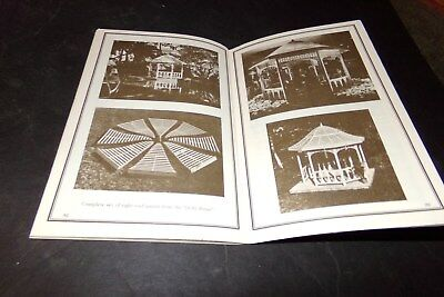 Vintage Wood Works Catalog Victorian & Country Gingerbread Pleasant Porches 1987