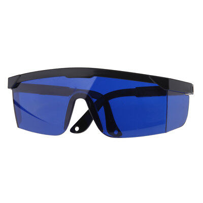 Durable Safety Goggles Eye Protection Blue Light Blocking Glasses Blue Lens