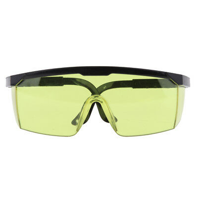 Durable Safety Goggles Eye Protection Blue Light Blocking Glasses Yellow Len