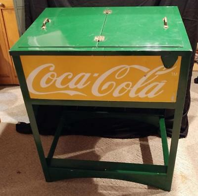 1930s Coca Cola cooler by Glascock - PICK UP ONLY