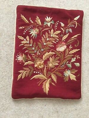 Vintage  Tapestry Cushion Cover