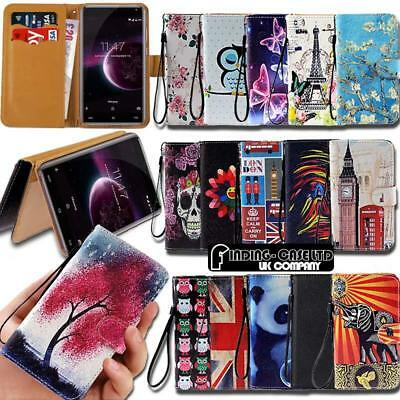 For Various Cubot Mobile Phones Leather Smart Stand Wallet Case Cover