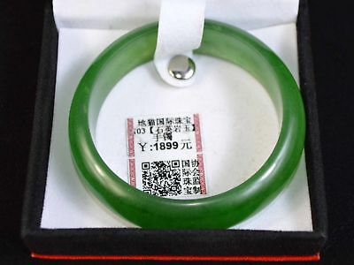 Fine Old Quartzite Jade Handmade Dimao International Jewelry Good Luck Bracelet