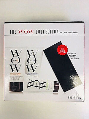 Color Wow Collection Gift Box   Root Cover Up, Shampoo, Conditioner... BROWN