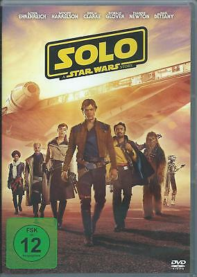 Solo A Star Wars Story - Lucasfilm - DVD!