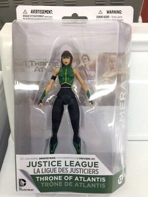 DC Collectibles Justice League Throne of Atlantic MERA ACTION FIGURE 2015 MOC