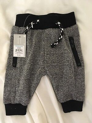 Primark 0-3 Months Boys Trousers Joggers