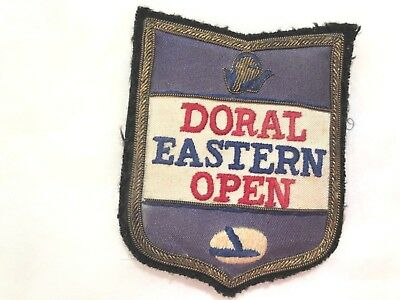 Eastern Doral Open Marshall Badge Patch,used,good Condition