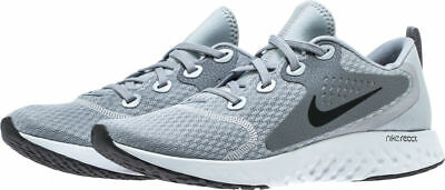 bb6ce513031 Men s Nike Legend React Running Shoe Wolf Grey Black Sizes 8-13 NIB AA1625