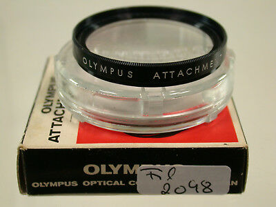 Original Olympus Nahlinse Close-up Lens Filter 43,5mm 43,5 E43,5 fil2098(8)