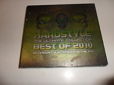 Cd  Hardstyle Ultimate Collection/Best 2010 von Various (2010) - Box-Set