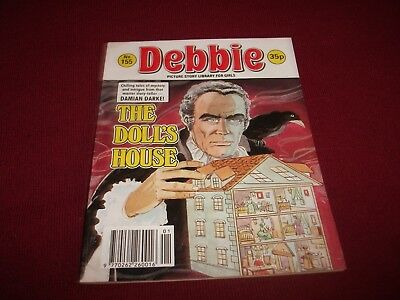 DEBBIE PICTURE STORY LIBRARY BOOK from the 1990's: never been read! ex condit!