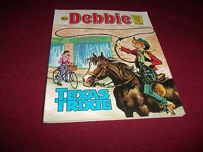 EARLY DEBBIE PICTURE STORY LIBRARY BOOK from 1980's- never been read! Ex condit!