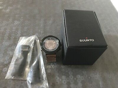 Suunto Ambit3 Vertical SPECIAL LEATHER EDITION HR new boxed