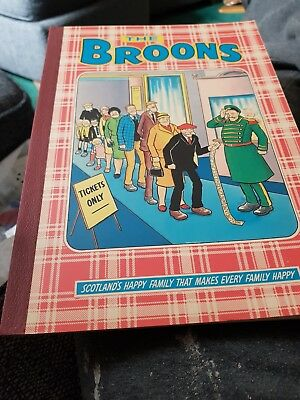 The Broons Book 1982 X VERY GOOD CONDITION X 1023 X
