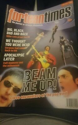 Fortean Times #88  July 1996 / Beam Me Up , Close Encounters Of The Pop Kind