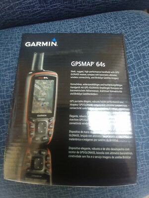 Garmin Gpsmap 64S New In Box Gps Handheld