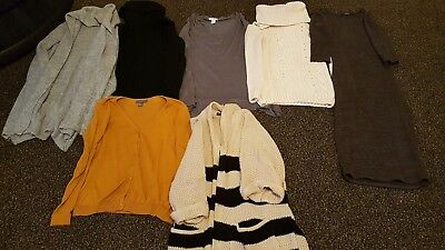River Island, H&m, Primark Jumper Bundle Very Good Condition Size 8/10