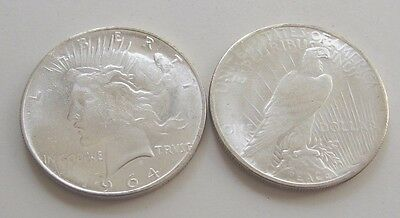 1964 D Peace Dollar -- Fantasy Coin Never Released --   Uncirculated
