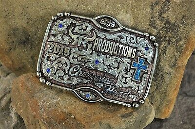 Champion Trophy Rodeo Buckle-Champion Header-2018