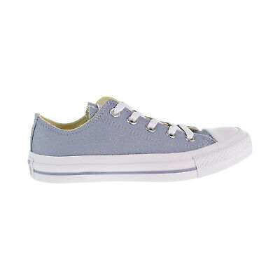 13dfd3fb9d07 Converse Chuck Taylor All Star Ox Perforated Women s Shoes Glacier Grey  560679C