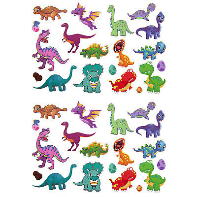 Kinder Dino Tattoos 38 Stk Temporär Dinosaurier Tattoo Spielen Spielspass Jungs