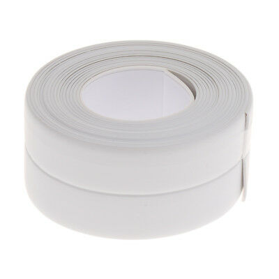 3.2m Seam Sealing Waterproof Mold Proof Tape for Sink Basin Bathtub, White