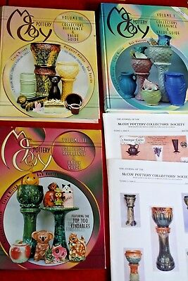 McCOY POTTERY:  COLLECTOR'S REFERENCE & VALUE GUIDE - HANSON , NISSEN & HANSON