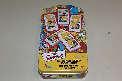 The Simpsons 28 Super Sized Dominoes