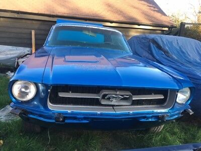 1967 Ford Mustang 289 v8 Auto PROJECT Classic American Muscle Car