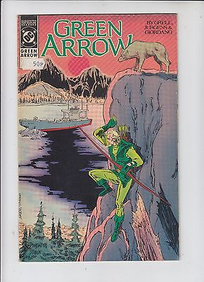 DC Comics Green Arrow Comic No 29 from 1989