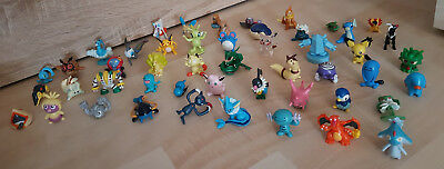 Pokemon Figuren 50 Stück, Pokemon 3cm -5cm, Set 3