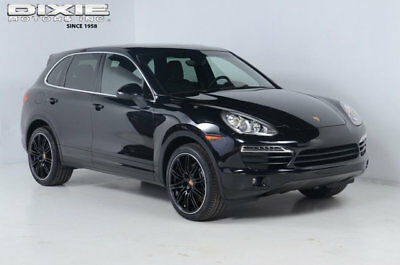 2013 Porsche Cayenne Upgraded 21 Inch  Wheels-Navigation-Moon Roof Upgraded 21 Inch  Wheels-Navigation-Moon Roof 4 dr SUV Other Gasoline 3.6L V6 Cy