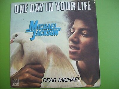 Michael Jackson - One Day In Your Life  7er Singel*13