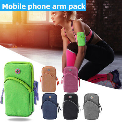Sports Gym Running Jogging Armband Pouch Bag Holder Case Cover For Cell Phone
